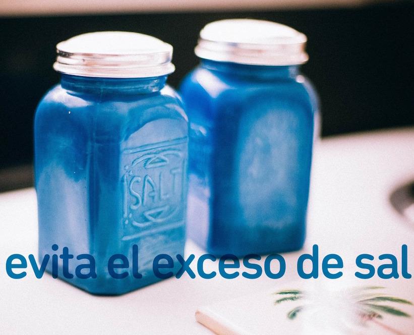 #EstelaNutrición Evita el exceso de sal durante la menopausia