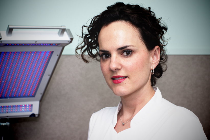 María Estela, directora técnica de ESTELA