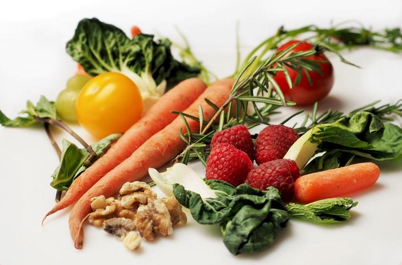 Alimentos y bronceado