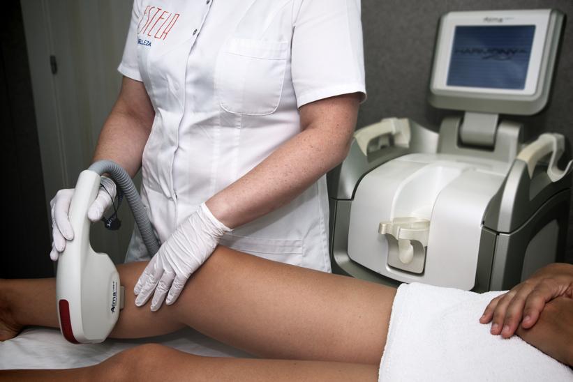 ESTELA Belleza - Tratamiento de fotodepilación