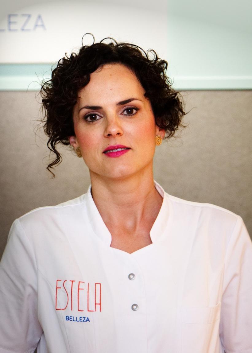 Estela de Abajo - Fisioterapeuta, esteticista, directora técnica de ESTELA Belleza